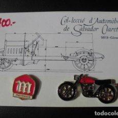 Collection pins - 2 Pin pins Montesa - 166566274
