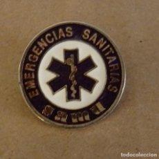 Pins de colección: PIN EMERGENCIAS SANITARIAS - SAMU. Lote 166979216