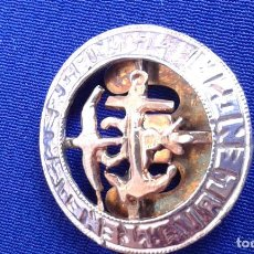 Pins de colección: INSIGNA ATENEO MERCANTIL DE VALENCIA. Lote 167760404