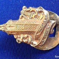 Pins de colección: INSIGNIA SOCIEDAD CORAL EL MICALET (VALENCIA). Lote 167760948