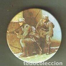 Pins de colección: 1940 INFANTERÍA ALEMANA EN NORUEGA. CHAPA NUEVA DE 57 MM. Lote 167897684