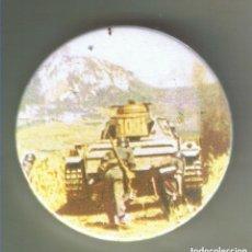 Pins de colección: 1942 PANZER III AVANZANDO HACIA EL CAÚCASO. CHAPA NUEVA DE 57 MM. Lote 167906792