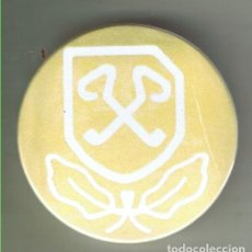 Pins de colección: DISTINTIVO DE LA 1ª SS PANZERDIVISION LEIBSTANDARTE. CHAPA NUEVA DE 57 MM. Lote 167908016