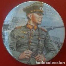 Pins de colección: MARISCAL EDWALD VON KLEIST. CHAPA NUEVA DE 57 MM. Lote 167908944