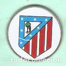 Pins de colección - 1 PIN / PINS - FÚTBOL - ESCUDO - ATLÉTICO MADRID - PIN TIPO PINCHO - 167986740