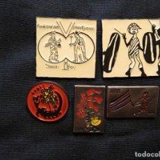 Pins de colección: PINS DIARIO AVUI. Lote 168003964