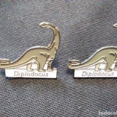 Pins de colección: PINS DINOSAURIOS. Lote 168004908