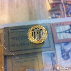 Pins de colección: PIN DE PEÑAROL. DIÁMETRO: 1,5CM. Lote 169009208