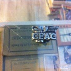 Pins de colección: PIN DE CEAC. DIÁMETRO: 1,5CM. Lote 169009332