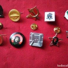 Pins de colección: INSIGNIAS PINS CHE GUEVARA CUBA. Lote 169028900