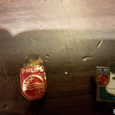 Pins de colección: INSIGNIAS SOLAPA PHILIPS. Lote 169060814