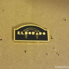 Pins de colección: -PIN MUSICA DISCOTECA EL DORADO , BARCELONA ESPAÑA . Lote 169116420