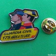 Pin's de collection: PIN - 175 ANIVERSARIO DE LA GUARDIA CIVIL - CUERPOS DE SEGURIDAD. Lote 169245698