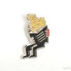 Pins de colección: PIN MARISCAL, PIN DE LECTURA, PIN DE LIBROS, PIN DE DISEÑO, PIN AÑOS 90, PIN DIVERTIDO, PIN SOLAPA,. Lote 169317512