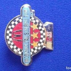 Pins de colección: PIN MCDONALS - NASCAR ALL STAR RACE TEAM. Lote 169469368