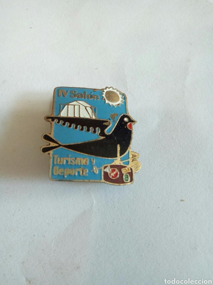 PIN DE AGUJA (Coleccionismo - Pins)