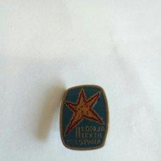 Pins de colección: PIN DE AGUJA. Lote 169891165