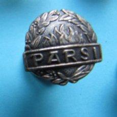 Pins de colección: INSIGNIA PARSI, EXTINTORES. SIN FECHA.. Lote 170175196