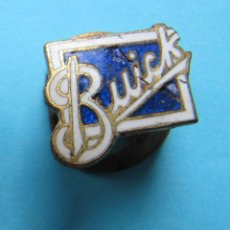 Pins de colección: INSIGNIA BUICK. COCHES Y AUTOMÓVILES, 1903 - HOY. Lote 170178396