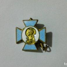 Pins de colección: INSIGNIA RELIGIOSA, MEDIDA 14 X 14 MM. Lote 170411864