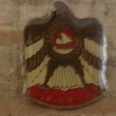 Pins de colección: PIN EXPO 92 SEVILLA PABELLON EMIRATOS ARABES UNIDOS. Lote 170538868
