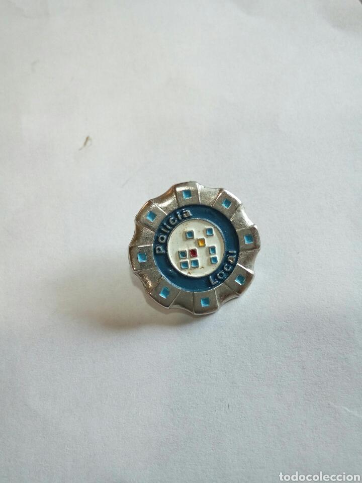 PIN POLICÍA LOCAL (Coleccionismo - Pins)