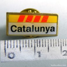 Pins de colección: PIN CATALUNYA. Lote 170872700