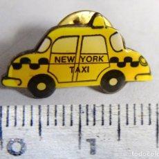 Pins de colección: PIN TAXI NEW YORK, NUEVA YORK. Lote 170873460