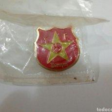 Pins de colección: PIN DE C. F. DAMM NUNCA ABIERTO. Lote 171419273