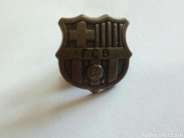 PIN F. C. BARCELONA (Coleccionismo - Pins)