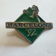Pins de colección: PIN BARCELONA 92. Lote 171421769