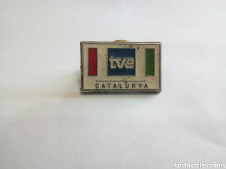 PIN TVE/CATALUNYA (Coleccionismo - Pins)