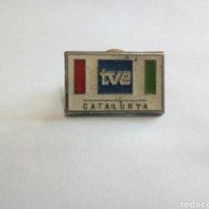 Pins de colección: PIN TVE/CATALUNYA. Lote 171422597