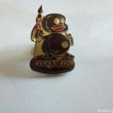Pins de colección: PIN CONGUITOS. Lote 171422784