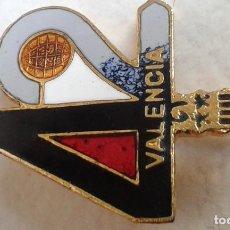 Pins de colección: INSIGNIA DE ALFILER DE VALENCIA ANTIGUA. Lote 171546997