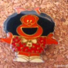 Pins de colección: PIN. TEMA MAFALDA COLECCIONABLE. Lote 171726309