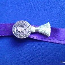 Pins de colección: INSIGNIA COLEGIO MAYOR DE LA SEDA VALENCIA. Lote 172011495