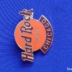 Pins de colección: PIN HARD ROCK - CHICAGO. Lote 172017419