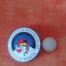 Pins de colección: MEDALLA PIN TIRO CON ARCO. Lote 183879808