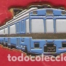 Pins de colección: 1 PIN / PINS METÁLICO PINTADO - TREN - PIN TIPO PINCHO. Lote 172655745