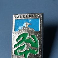 Pins de colección: PIN PARQUE NATURAL DE VALDEREJO. ALAVA ARABA. Lote 172738227
