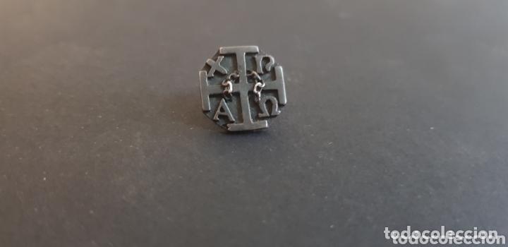 PIN PLATA 925 (Coleccionismo - Pins)