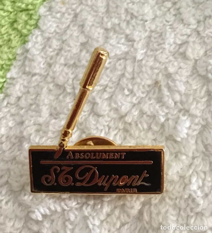PIN DUPONT (Coleccionismo - Pins)