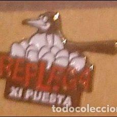 Pins de colección: PIN XI FERIA DE COLECCIONISMO REPLEGA - MONZÓN HUESCA. Lote 172996565