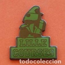 Pins de colección: PIN LILLE COURSES. Lote 173369449
