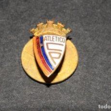 Pins de colección: PIN - INSIGNIA DE OJAL DE FUTBOL ESMALTADA - ATLETICO CLUB DE PORTUGAL. Lote 173650558