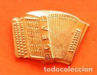 PIN ACORDEON (Coleccionismo - Pins)