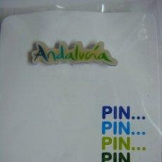 Pins de colección: PINS DE ANDALUCIA. Lote 173882413
