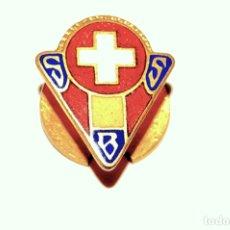 Pins de colección: PIN - INSIGNIA DE OJAL ESMALTADA - A IDENTIFICAR. Lote 173911818