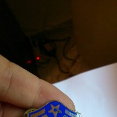 Pins de colección: DOBLE PINS, CREO QUE ES MILITAR. Lote 173925837